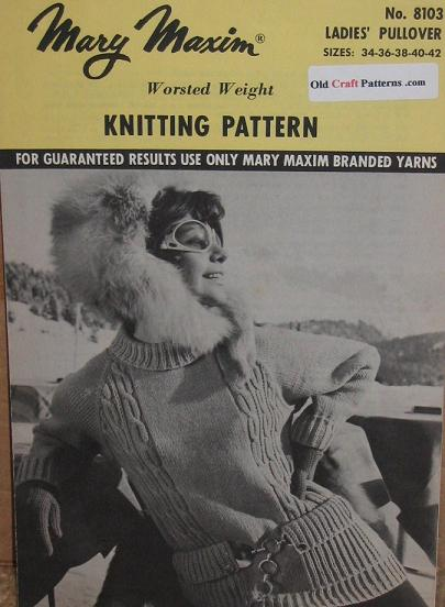 arran pullover
