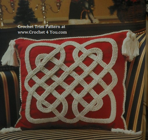 celtic pillow