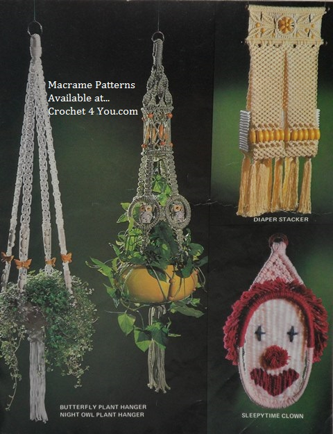 macrame for baby