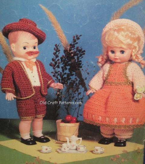 boy girl dolls