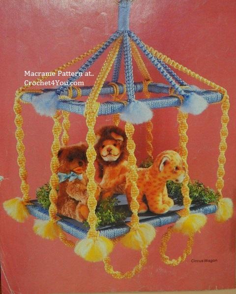 macrame baby book