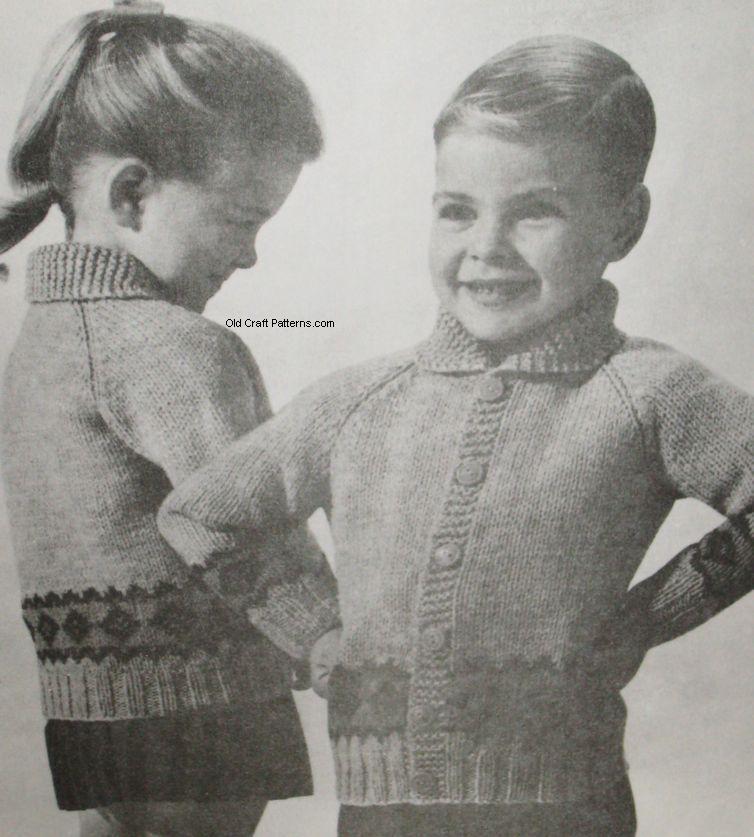 knit mens vest