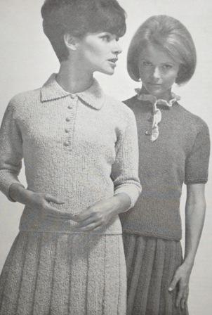 knit suits