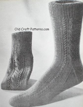 KROY PATONS PATTERN SOCK 1000 Free Patterns