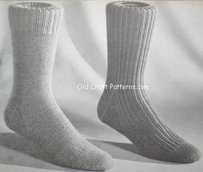 Free Knitting Pattern For Kroy Socks : KROY PATONS PATTERN SOCK 1000 Free Patterns