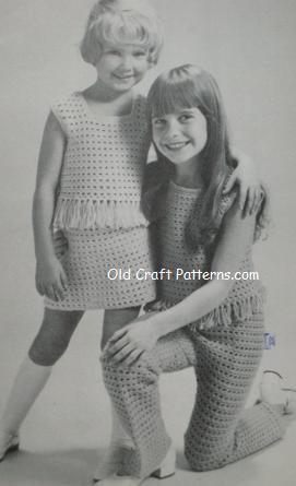 girls matching set