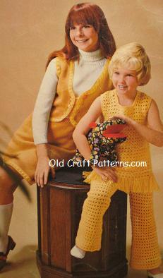 childrens crochet knits