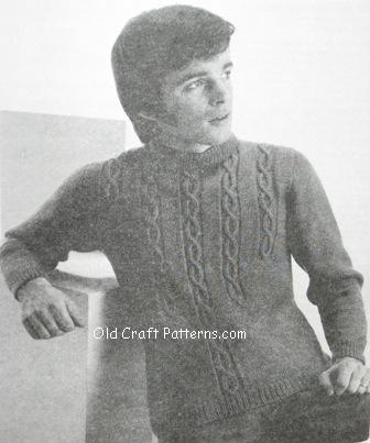 knit pullovers
