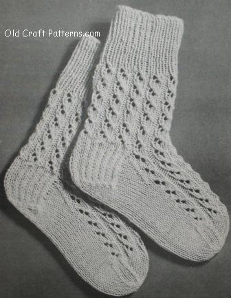Free Knitting Pattern For Kroy Socks : PATON CROCHET SOCK PATTERN   Free Crochet Patterns