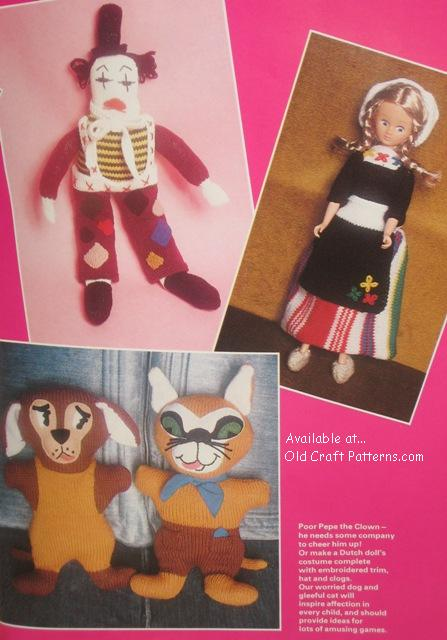 dolls patterns