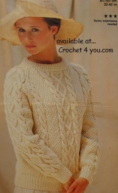 arran knitting