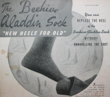 aladdin socks