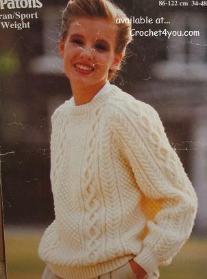 aran knitting