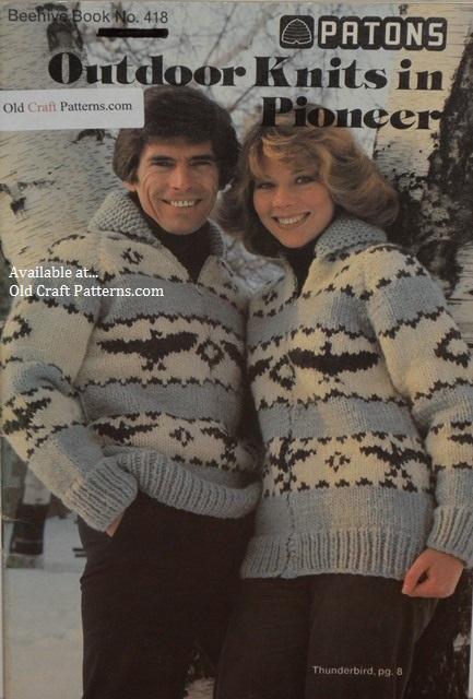 thunderbird sweaters