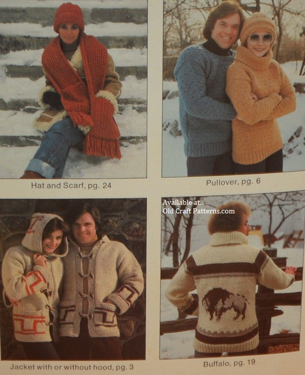 outdoor knits