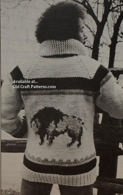 buffalo sweater