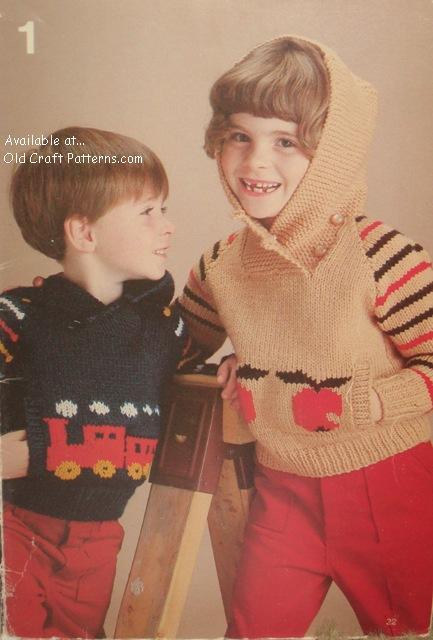 sweater motifs