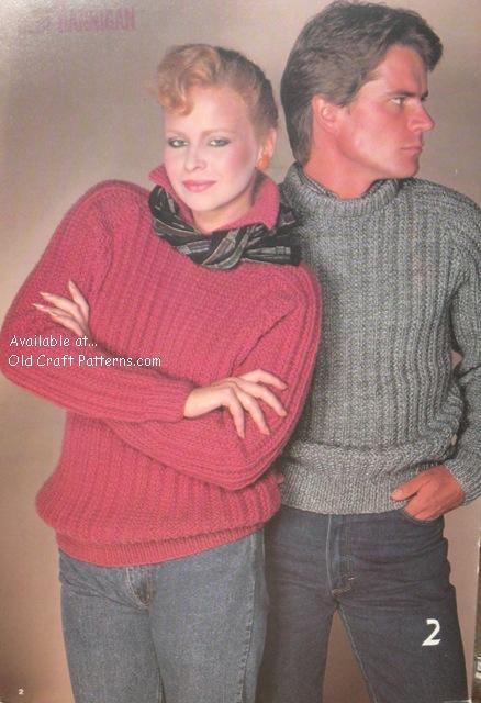 classic knitting patterns