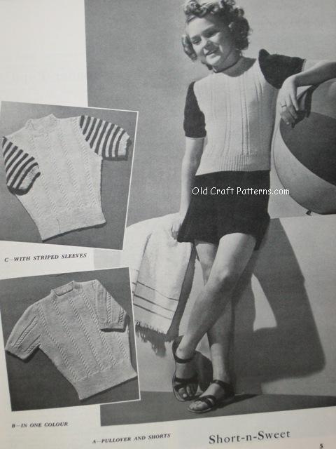 pullover patterns