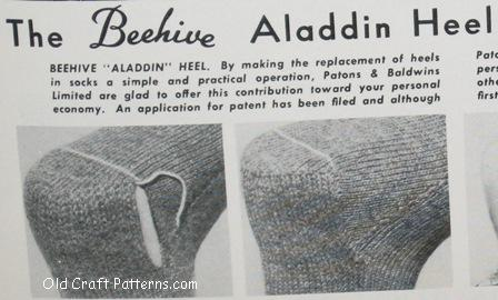 aladdin heel