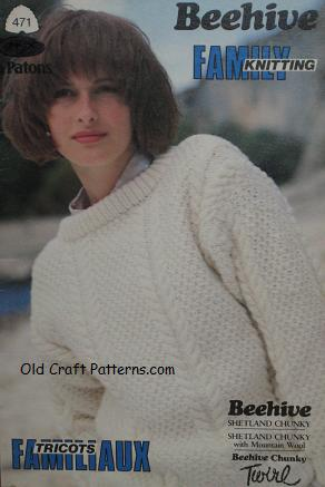 chunky knitted sweaters