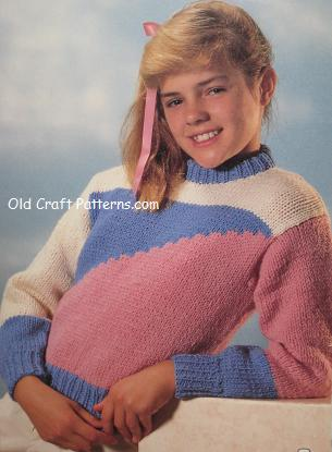 youths knitted jacket