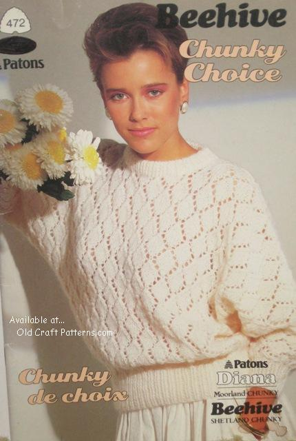 dolman sweater pattern