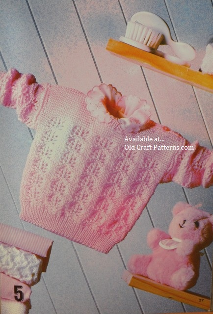 Patons Knitting Patterns For Babies Free : knitting patterns