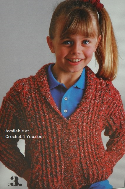 Patons Chunky Knitting Patterns : patons 480 fun and games childrens chunky patterns at Crochet4you.com