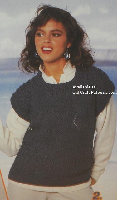 sleeveless pattern