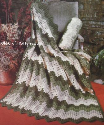 older vintage afghan pattern books leaflets and patterns