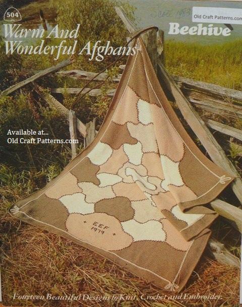 afghan designs