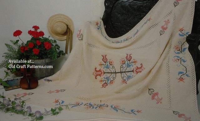 easy crochet motifs