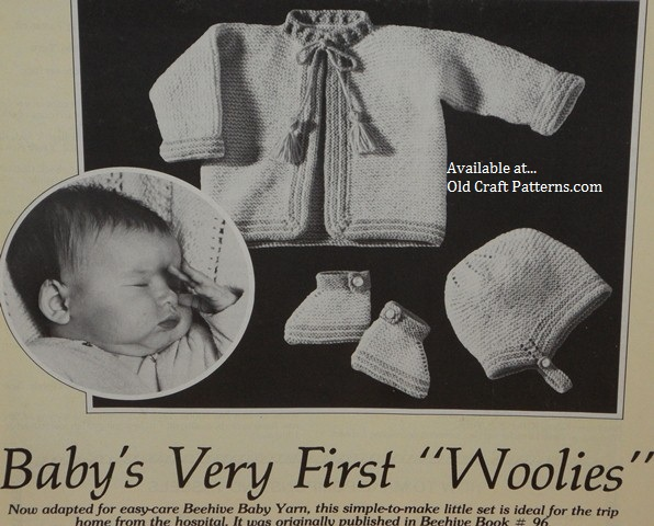 first baby set