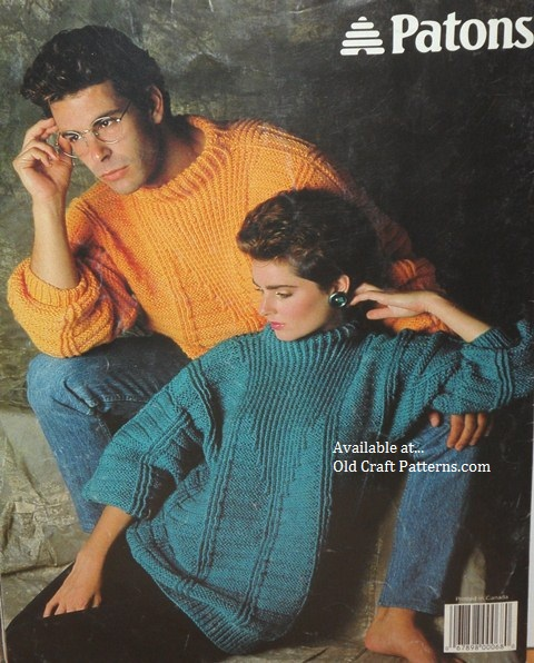 his her pullover