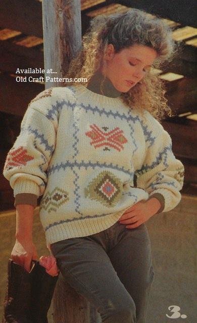 arran sweater
