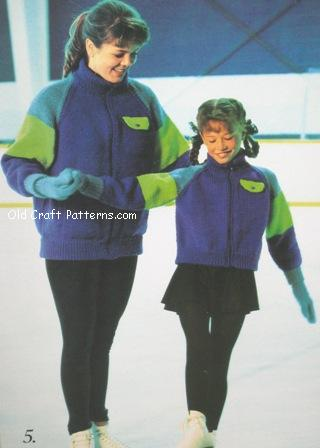 skaters jacket