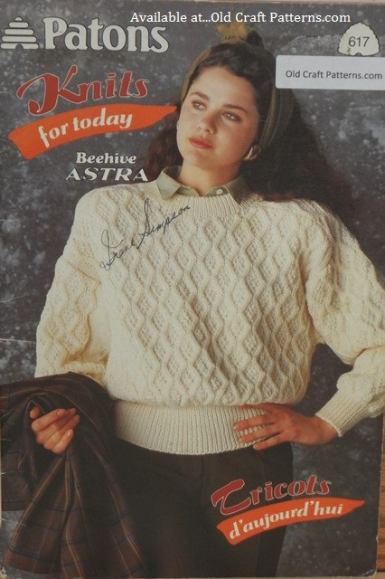 arran knitting patterns