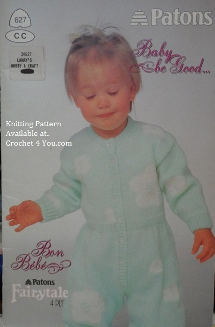 babys knitting patterns
