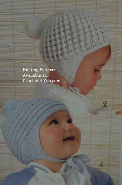 babys hat pattern