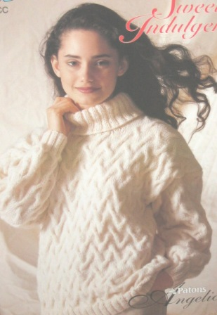Original Aran Crocheted And Knitted Patterns Books And Leaflets