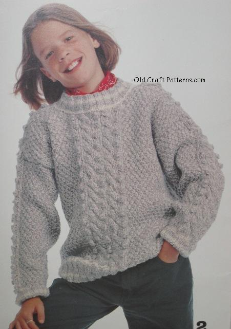 Patons Free Knitting Patterns : Sewing and Knitting Patterns Ideas: Kids Knitting Patterns