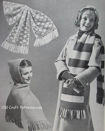 patons vintage patterns