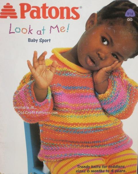 patons 914 baby knitting patterns Trendy Knitting Patterns