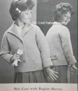 patons vintage patterns
