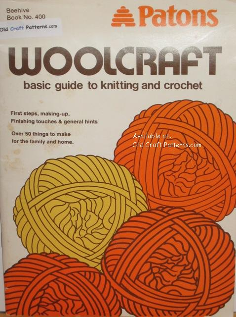 how to knit or crochet