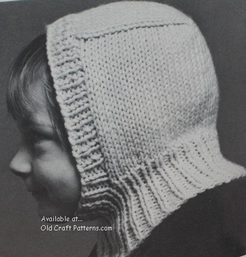 Balaclava Free Knitting Pattern : basic guide of how to knit and crochet with knitting crochet patterns in pato...