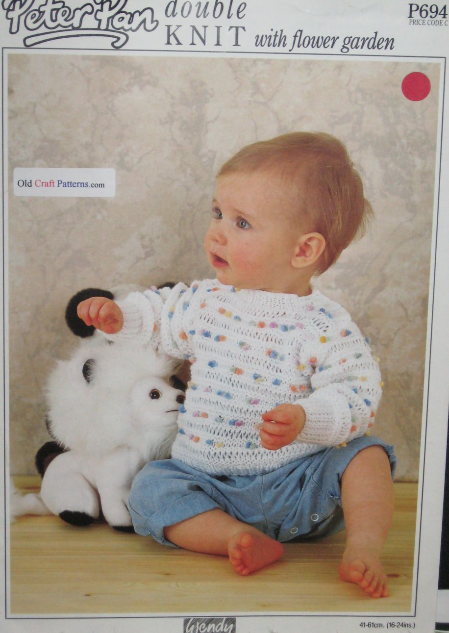 babies knitting patterns