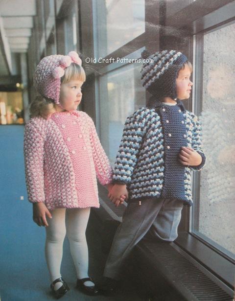 knit coat patterns