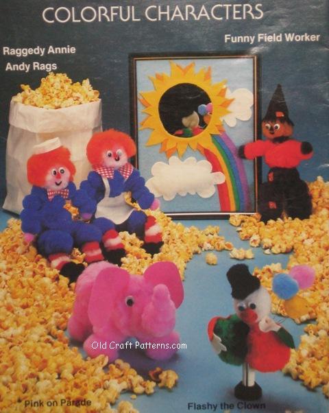raggedy annie dolls